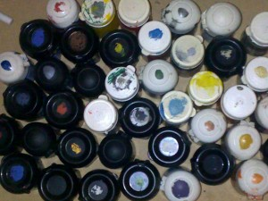 More Paint Pots