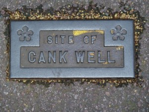 Cank Well Plaque