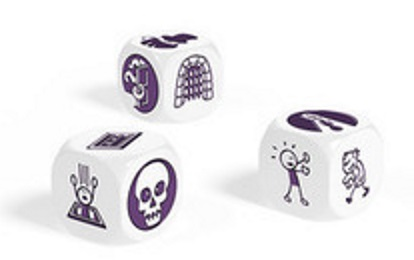 Rory's Story Cubes (Fright)