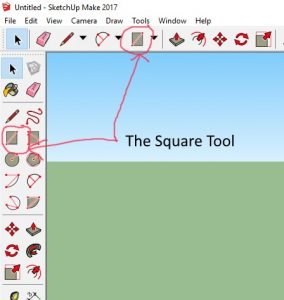 The Square Tool